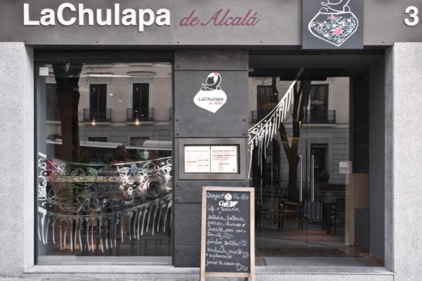 LA CHULAPA DE ALCALÁ. MADRID